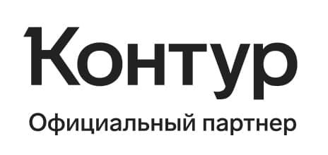 Контур партнер- логотип